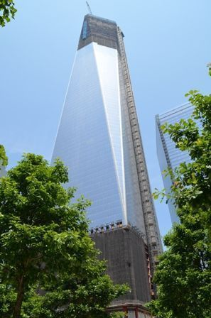 Que hacer en Nueva York -Freedown tower
