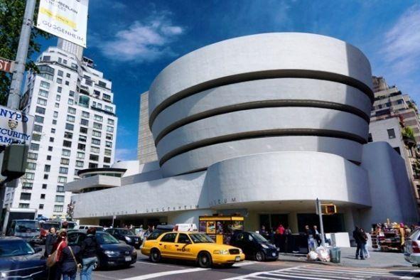 Que hacer en Nueva York -Guggenheim Museo