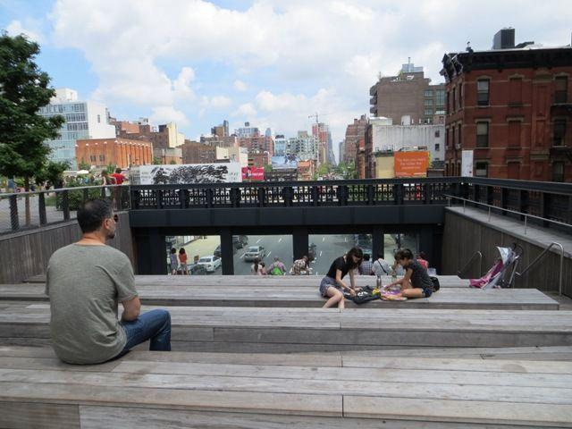 Que hacer en Nueva York -Highlinevistas