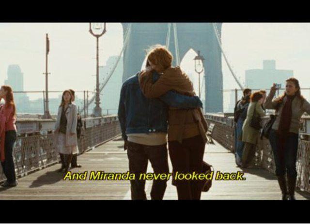 cine y televisión puente de Brooklyn
