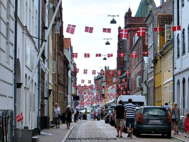 Intercambio de casa-calle Dinamarca