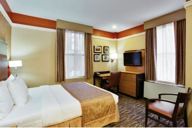 Hotel Quinta Inn habitación