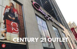 CENTURY 21 OUTLET