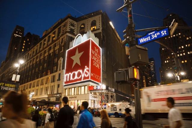 Dónde comprar Levi's en Nueva York Macy's