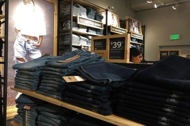 Dónde comprar Levi's en Nueva York outlets