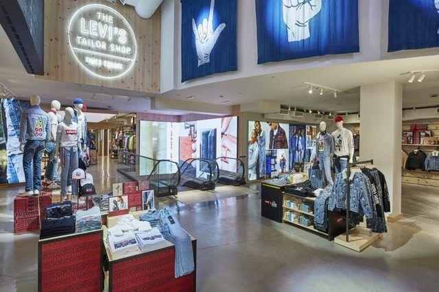Dónde comprar Levi's en Nueva York tiendas propias