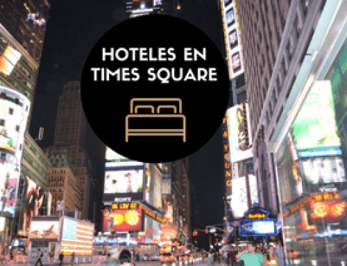 Hoteles baratos en Times Square