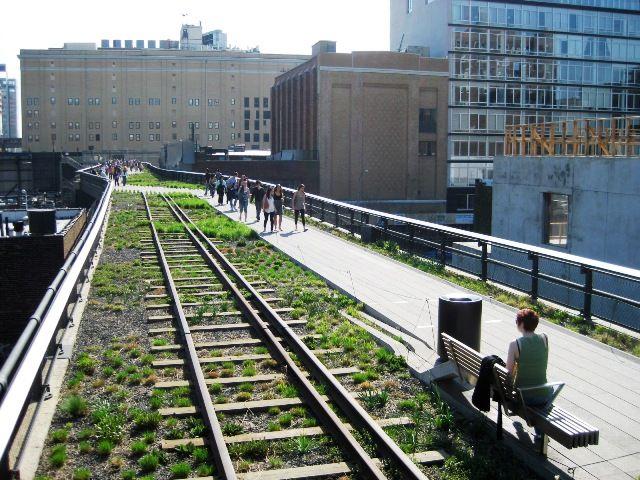High line via detren