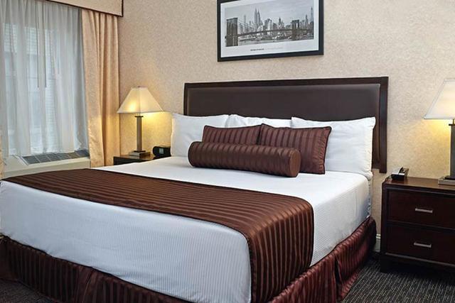 Hoteles baratos en Times Square Edison
