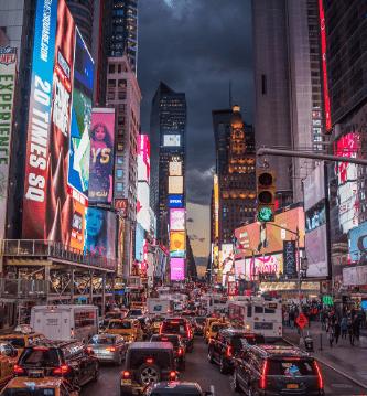Hoteles en Times Square Nueva York