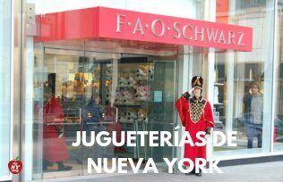 JUGUETERÍAS DE NUEVA YORK