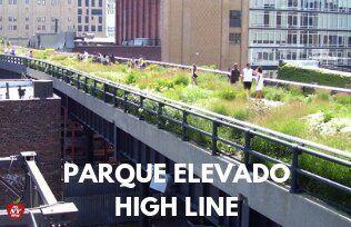 PARQUE ELEVADO HIGH LINE