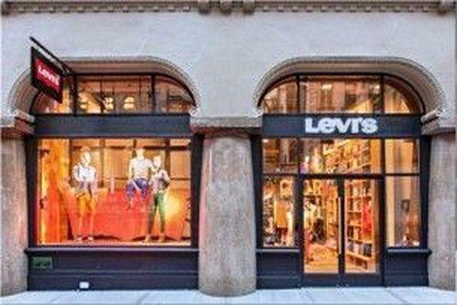 Comprar Levis en Nueva York
