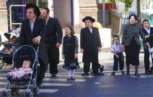 Barrio de los judíos ortodoxos de Nueva York