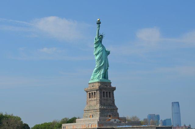 Que hacer en Nueva York -Estatua de la Libertad