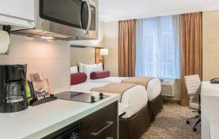Hoteles con microondas en Nueva York