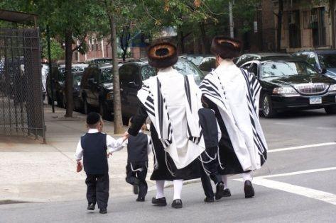 Judíos Ortodoxos en Nueva York2
