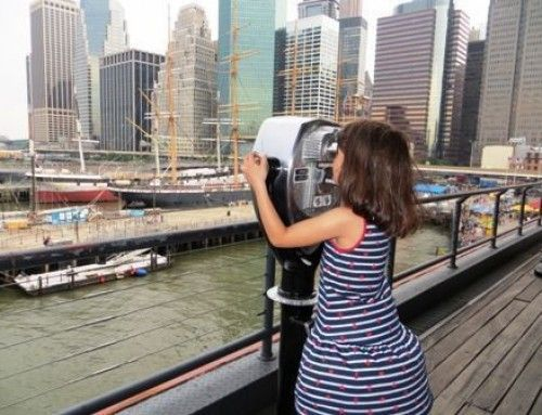 ¿Qué piensan los niños sobre Nueva York? Nora de 7 años nos da su opinión