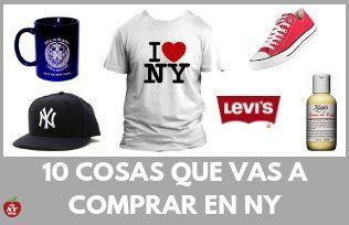 71d7f80359 10 cosas que vas a comprar en Nueva York - Guía para viajar a Nueva York