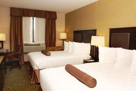 Hoteles en Queens Nueva York Confort Inn