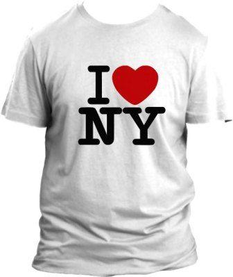 Comprar en Nueva York-Camiseta I love NY