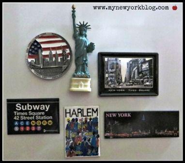 Comprar en Nueva York-Imanes NY