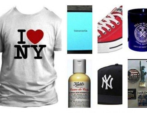 10 cosas que vas a comprar en Nueva York