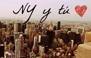 Nueva York y tú ¡Nueva sección en el blog dedicada a ti!