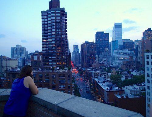 Ny y tú- Roser y su especial luna de miel que comienza en Nueva York