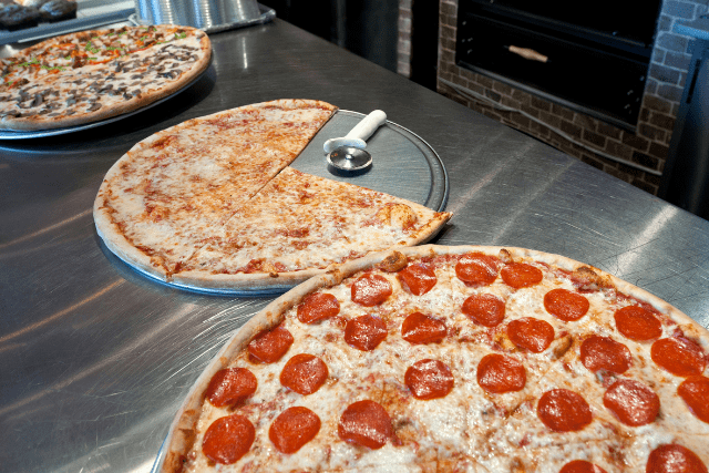 Comer en Nueva York-Pizza