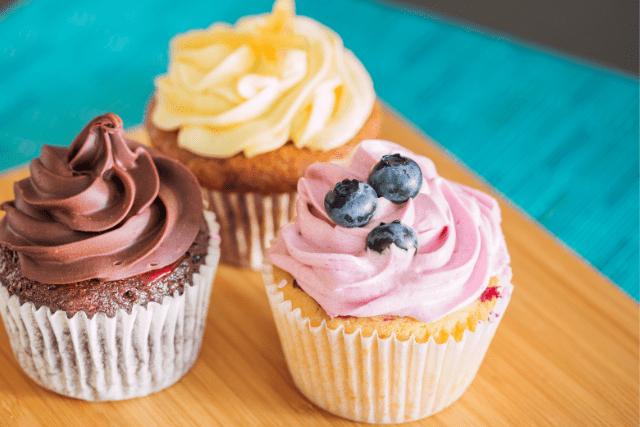 Comida de Nueva York-Cupcakes