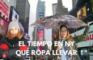 QUE ROPA LLEVAR A NUEVA YORK