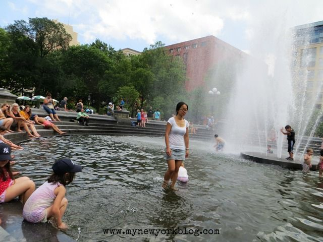 Nueva York verano