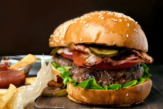 Qué comer en Nueva York-Hamburguesa