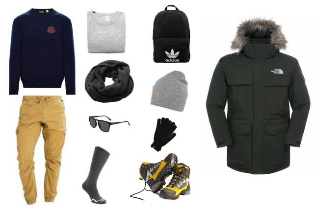 Qué ropa llevar a Nueva York en invierno hombre