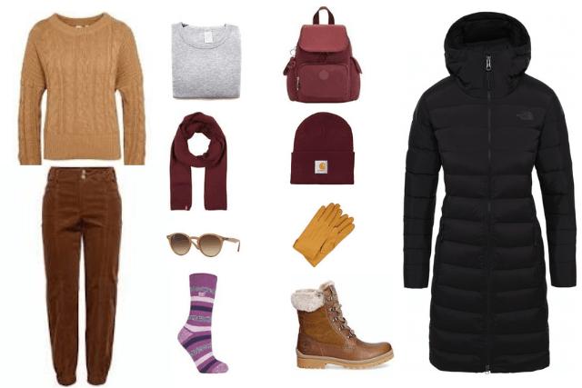 Qué ropa llevar a Nueva York en invierno mujer