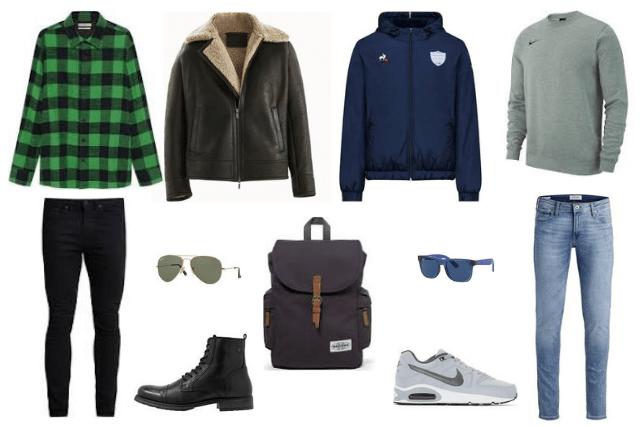 Qué ropa llevar a Nueva York en otoño hombre
