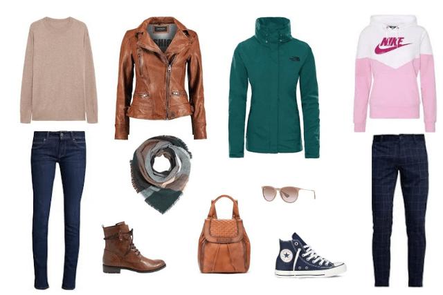 Qué ropa llevar a Nueva York en otoño mujer
