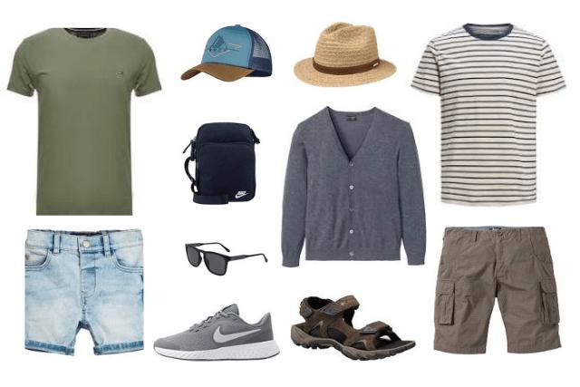Qué ropa llevar a Nueva York en verano hombre