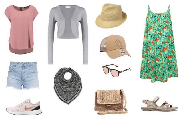 Qué ropa llevar a Nueva York en verano mujer