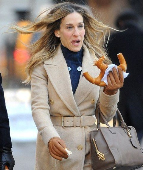 sarah jessica pretzel