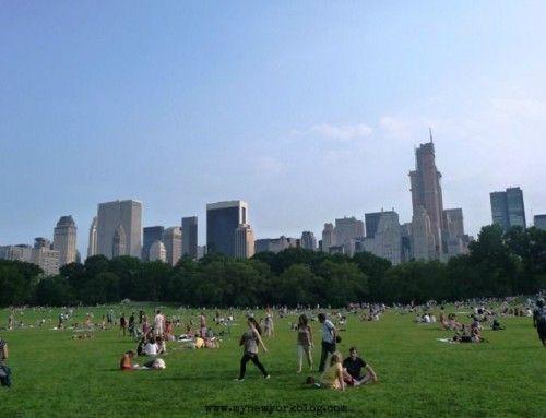 Qué ver en Central Park-Un paseo por el parque más famoso de Nueva York