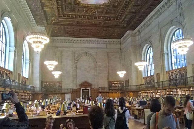 New York Public Library-qué hacer en Nueva York
