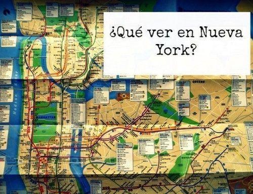 Qué ver en Nueva York, lo esencial de la ciudad