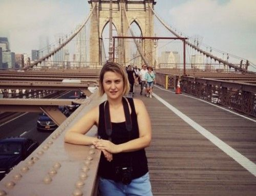 Vacaciones de verano de Alba en Nueva York
