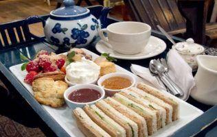 Dónde tomar el te en Nueva York