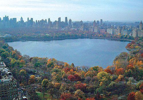 Reservoir Central Park