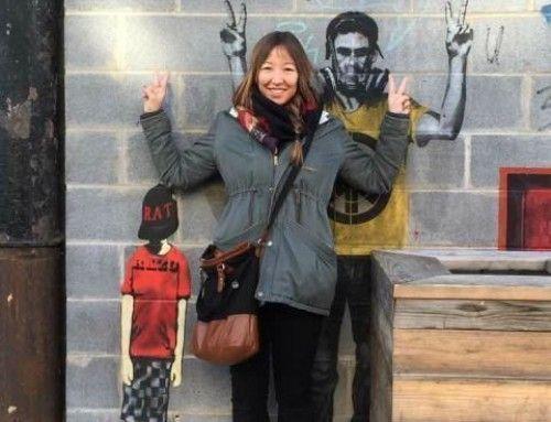 NY y tú-El viaje de Lara Kao