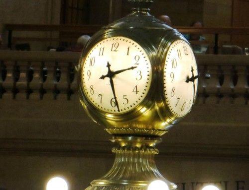 Hora en Nueva York y otros datos útiles
