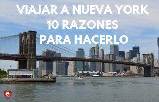 VIAJAR A NUEVA YORK10 RAZONES PARA HACERLO
